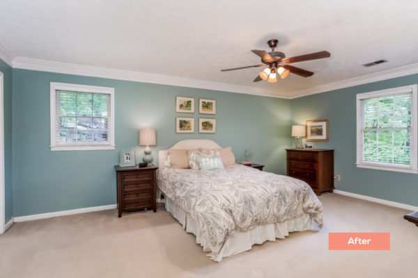 Occupied Home Staging in Brookhaven