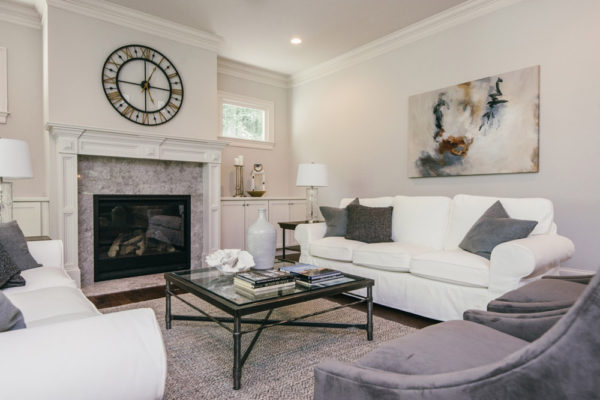 Vacant home staging in Atlanta