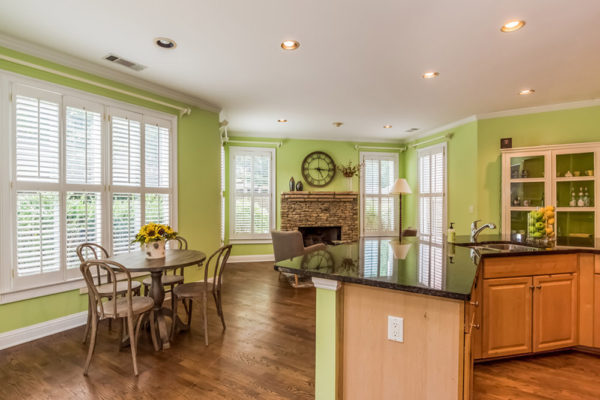 Vacant home staging in Buckhead
