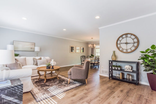 Vacant home staging in Brookhaven