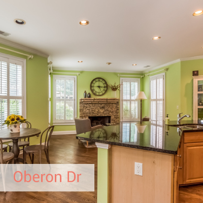 Oberon Dr | Best Occupied Home Staging in Atlanta