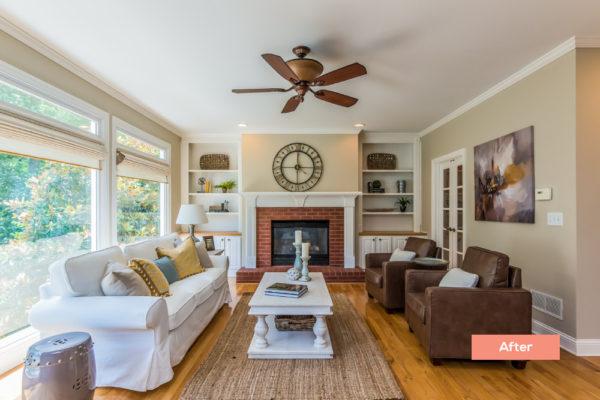 Taylor Glan Living Room After - Occupied