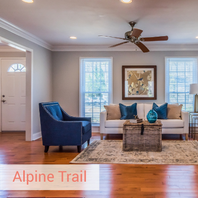 Alpine Tail | Best Home Staging in Atlanta