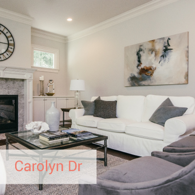 Carolyn DR | Best Home Staging in Atlanta