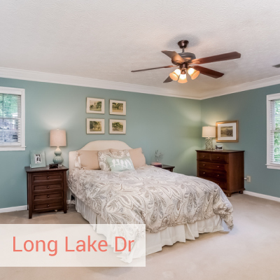 Long Lake Dr | Best Home Staging Consultant in Atlanta