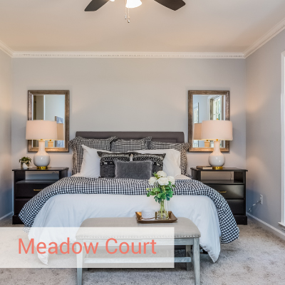 Meadow Court | Best Occupied Home Staging in Atlanta