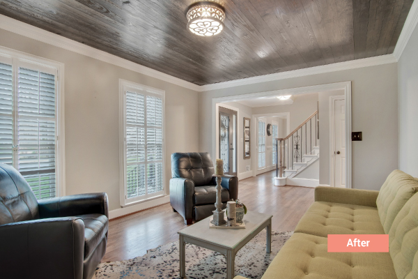 Best polished peach vacant home staging Brookhaven