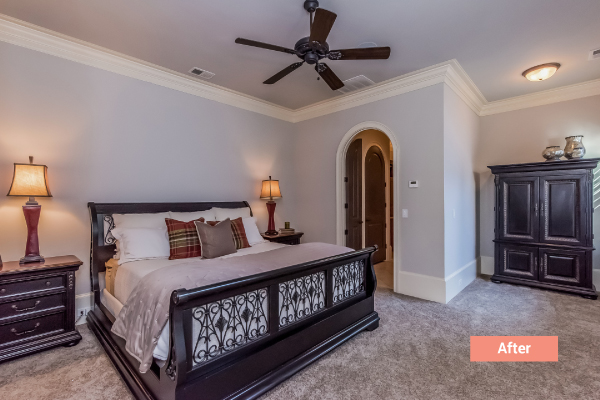Occupied Home Staging in Atlanta