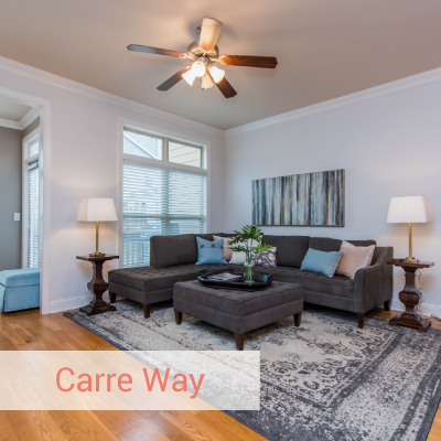 carre way | Best Occupied Home Staging in Atlanta