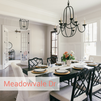meadovale | Best polished peach vacant home staging Brookhaven
