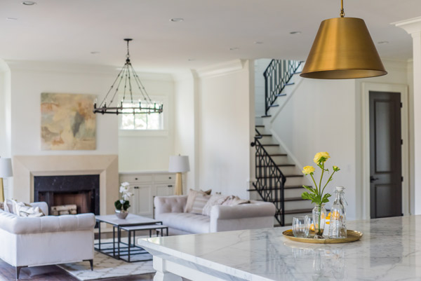 wendover | Best polished peach vacant home staging Brookhaven